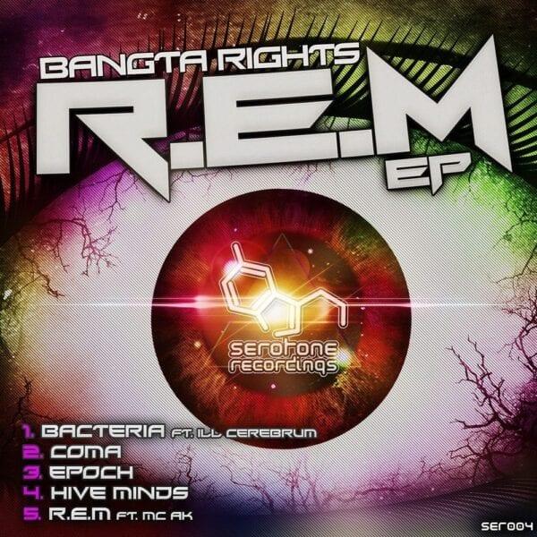 Bangta-Rights-REM-EP-Serotone-Recordings-SER004
