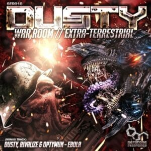 Dusty-War-Room-Extra-Terrestrial-Serotone-Recordings-SER010