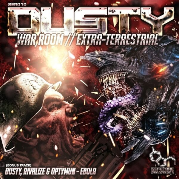 Dusty-War-Room-Extra-Terrestrial-Serotone-Recordings-SER010