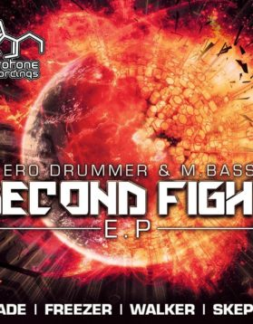 Ero-Drummer-MBass-Second-Fight-EP-Serotone-Recordings-SER006