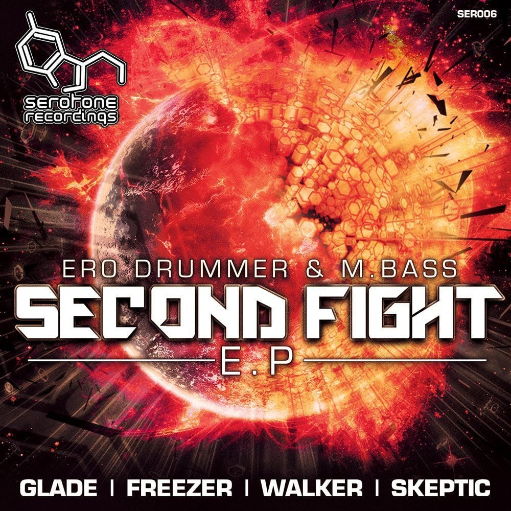 Ero-Drummer-MBass-Second-Fight-EP-Serotone-Recordings-SER006