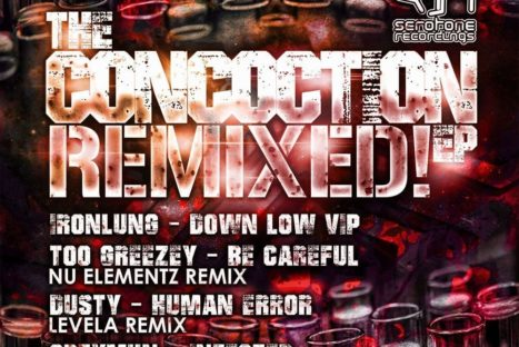 SERO13 The Concoction Remixed – Out Now