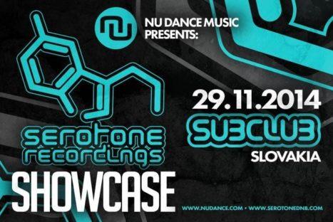 Nu:Dance Music Presents: Serotone Recordings Showcase!