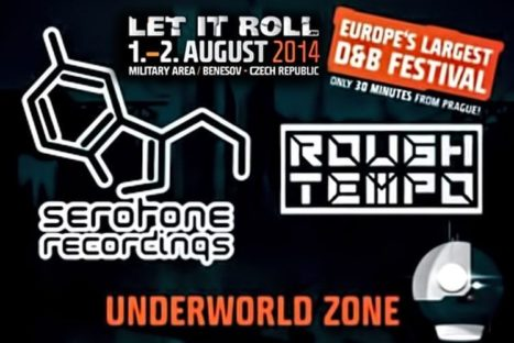 Let it Roll 2014 – Underworld Zone
