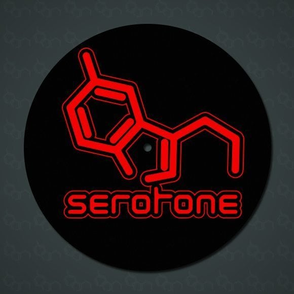 Serotone-Slipmat-Black-Red