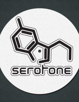Serotone-Slipmat-White-Black