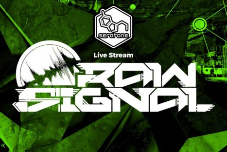 Raw Signal: Serotone Recordings Live Stream